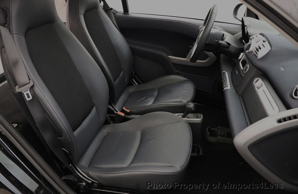 2015 smart fortwo electric drive CERTIFIED FORTWO PASSION EDRIVE CRUISE HEATED SEATS GLASS ROOF - 18467689 - 6