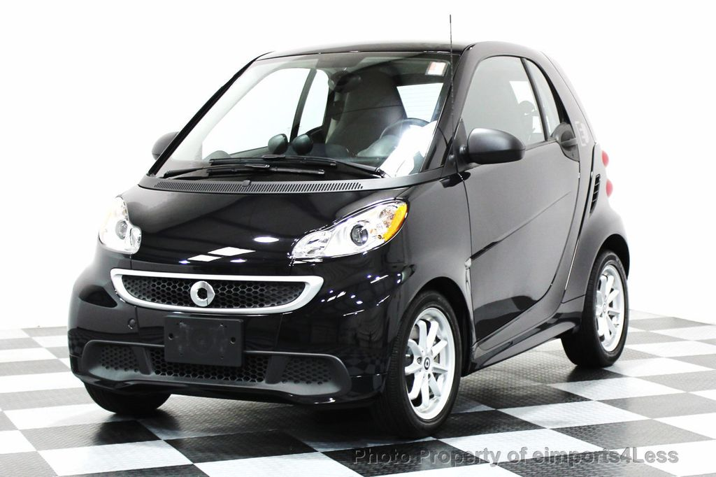 2015 smart fortwo electric drive CERTIFIED SMART FORTWO ED ELECTRIC DRIVE  - 16067052 - 0