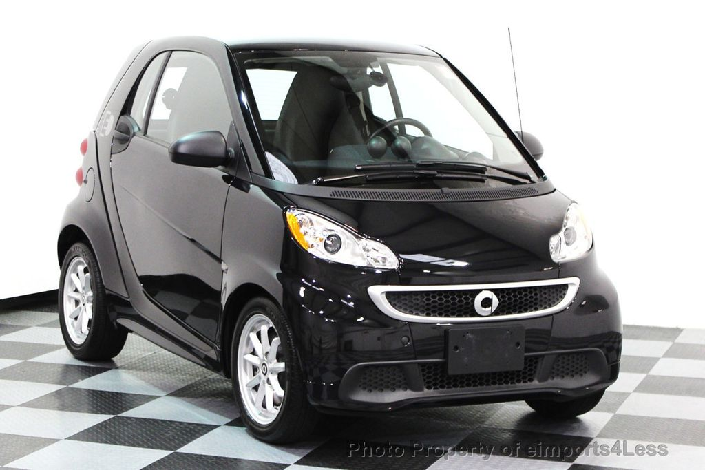2015 smart fortwo electric drive CERTIFIED SMART FORTWO ED ELECTRIC DRIVE  - 16067052 - 10