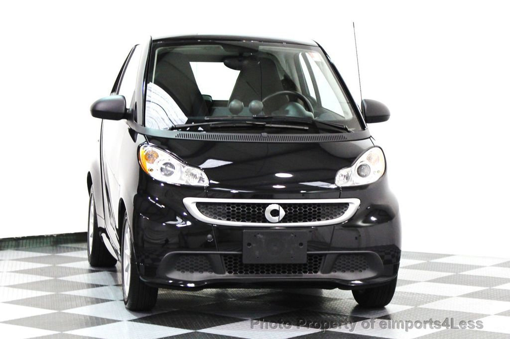2015 smart fortwo electric drive CERTIFIED SMART FORTWO ED ELECTRIC DRIVE  - 16067052 - 11