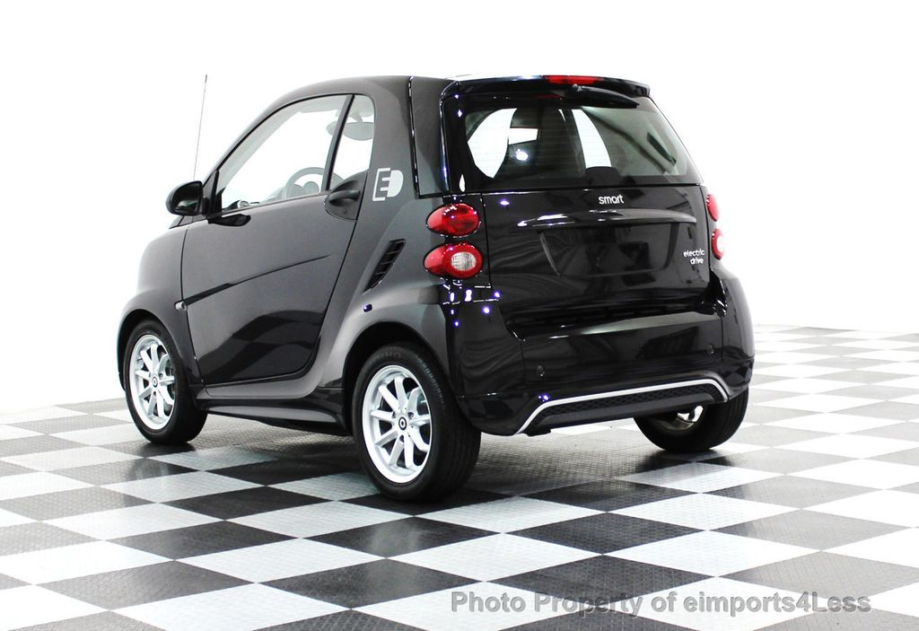 2015 smart fortwo electric drive CERTIFIED SMART FORTWO ED ELECTRIC DRIVE  - 16067052 - 12