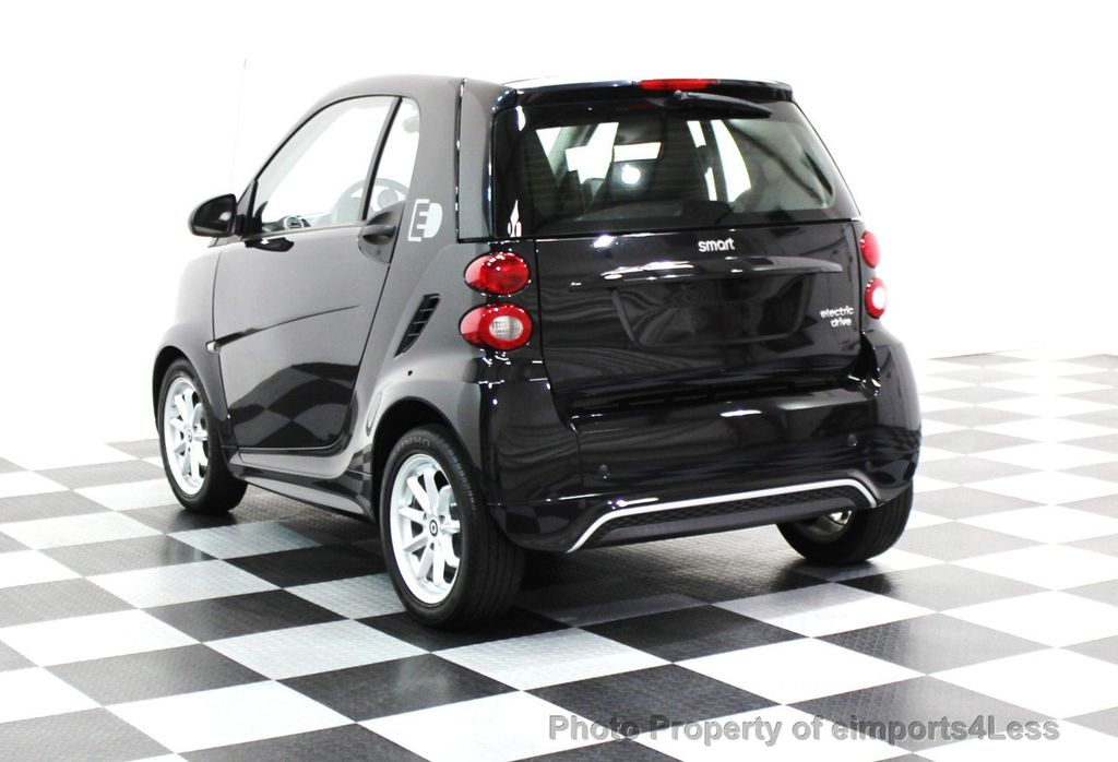 2015 smart fortwo electric drive CERTIFIED SMART FORTWO ED ELECTRIC DRIVE  - 16067052 - 13