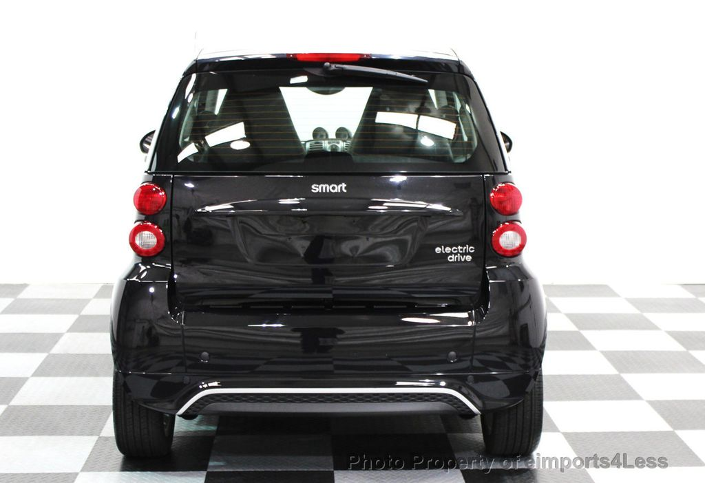 2015 smart fortwo electric drive CERTIFIED SMART FORTWO ED ELECTRIC DRIVE  - 16067052 - 14