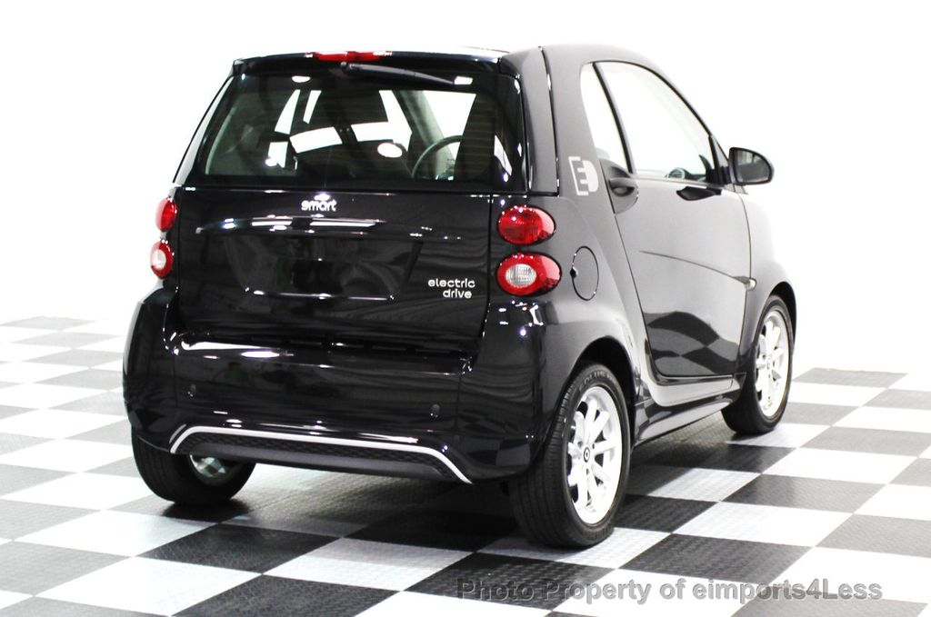 2015 smart fortwo electric drive CERTIFIED SMART FORTWO ED ELECTRIC DRIVE  - 16067052 - 15