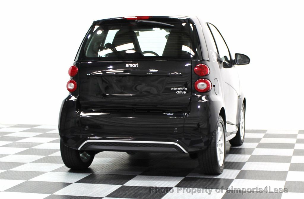 2015 smart fortwo electric drive CERTIFIED SMART FORTWO ED ELECTRIC DRIVE  - 16067052 - 16