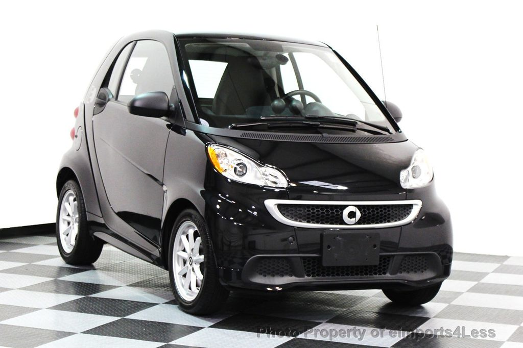 2015 smart fortwo electric drive CERTIFIED SMART FORTWO ED ELECTRIC DRIVE  - 16067052 - 1