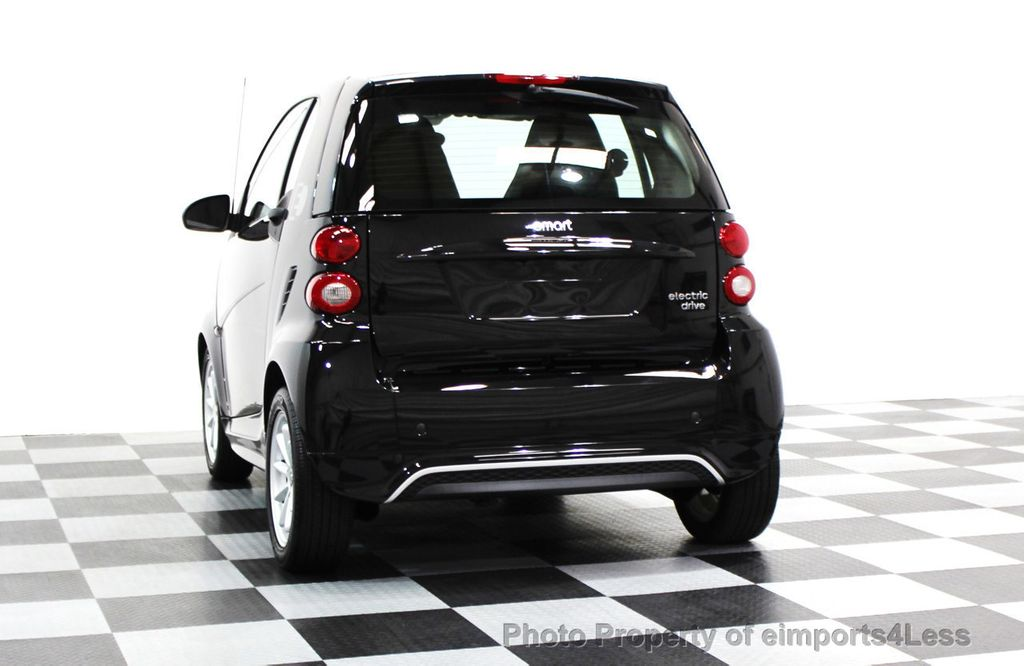 2015 smart fortwo electric drive CERTIFIED SMART FORTWO ED ELECTRIC DRIVE  - 16067052 - 21