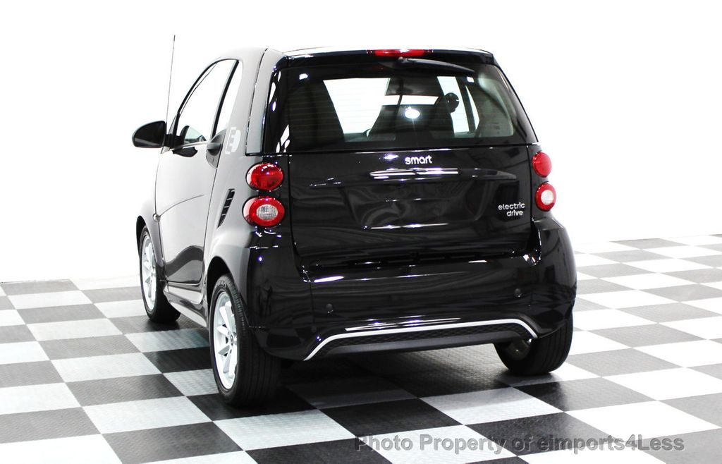 2015 smart fortwo electric drive CERTIFIED SMART FORTWO ED ELECTRIC DRIVE  - 16067052 - 22
