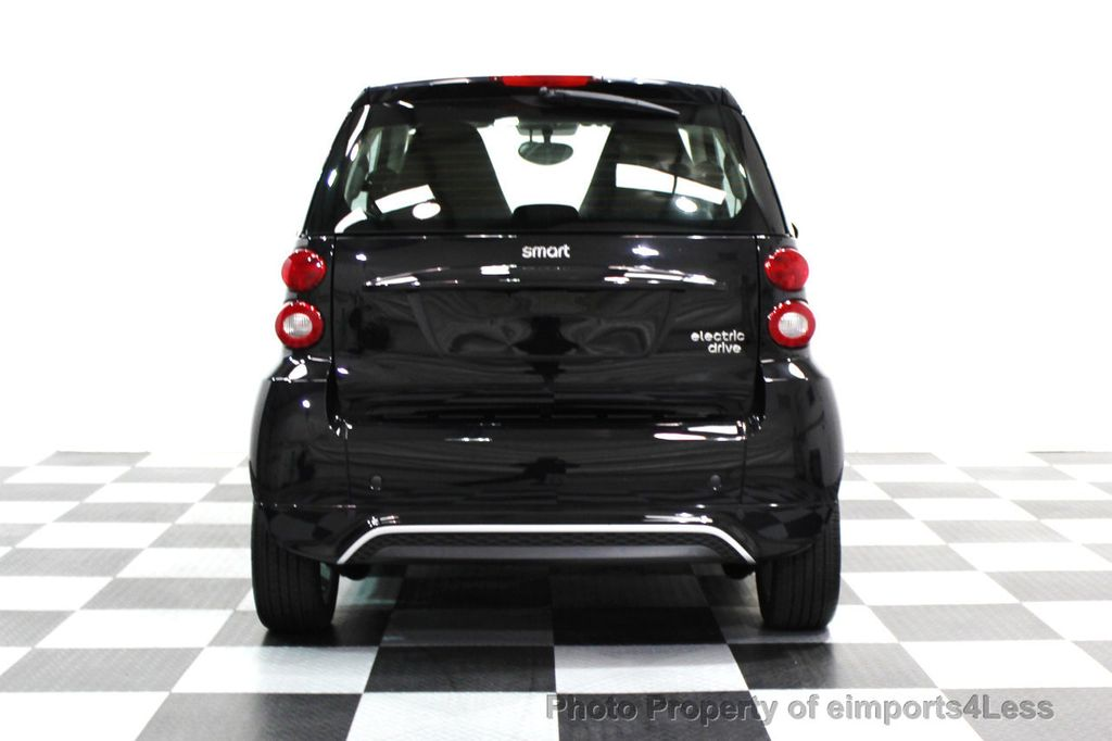 2015 smart fortwo electric drive CERTIFIED SMART FORTWO ED ELECTRIC DRIVE  - 16067052 - 23