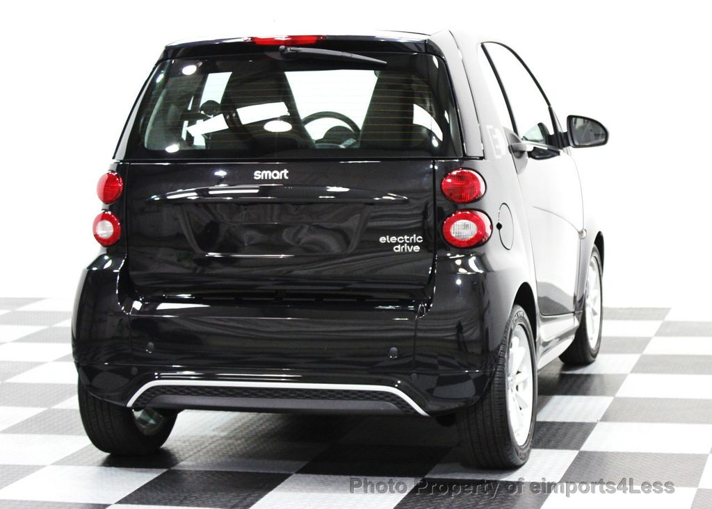 2015 smart fortwo electric drive CERTIFIED SMART FORTWO ED ELECTRIC DRIVE  - 16067052 - 24
