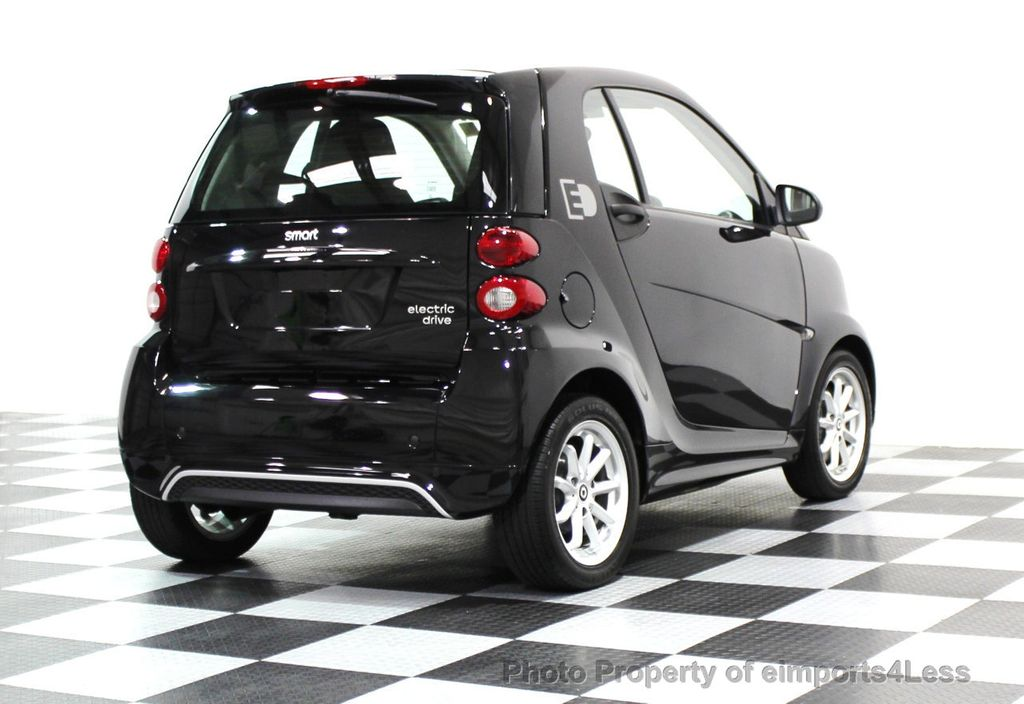 2015 smart fortwo electric drive CERTIFIED SMART FORTWO ED ELECTRIC DRIVE  - 16067052 - 25