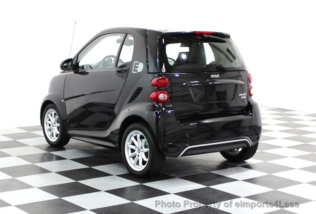 2015 smart fortwo electric drive CERTIFIED SMART FORTWO ED ELECTRIC DRIVE  - 16067052 - 2