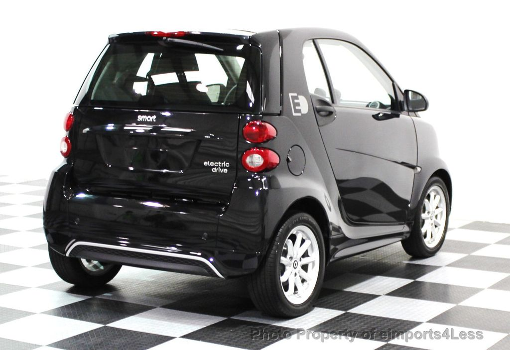 2015 smart fortwo electric drive CERTIFIED SMART FORTWO ED ELECTRIC DRIVE  - 16067052 - 3