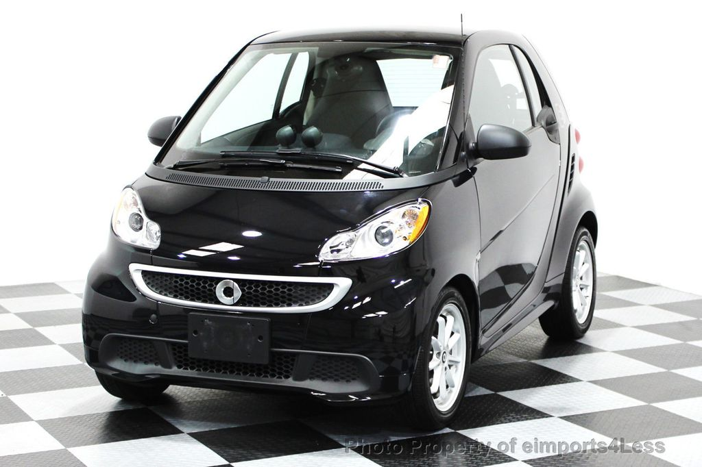 2015 smart fortwo electric drive CERTIFIED SMART FORTWO ED ELECTRIC DRIVE  - 16067052 - 39