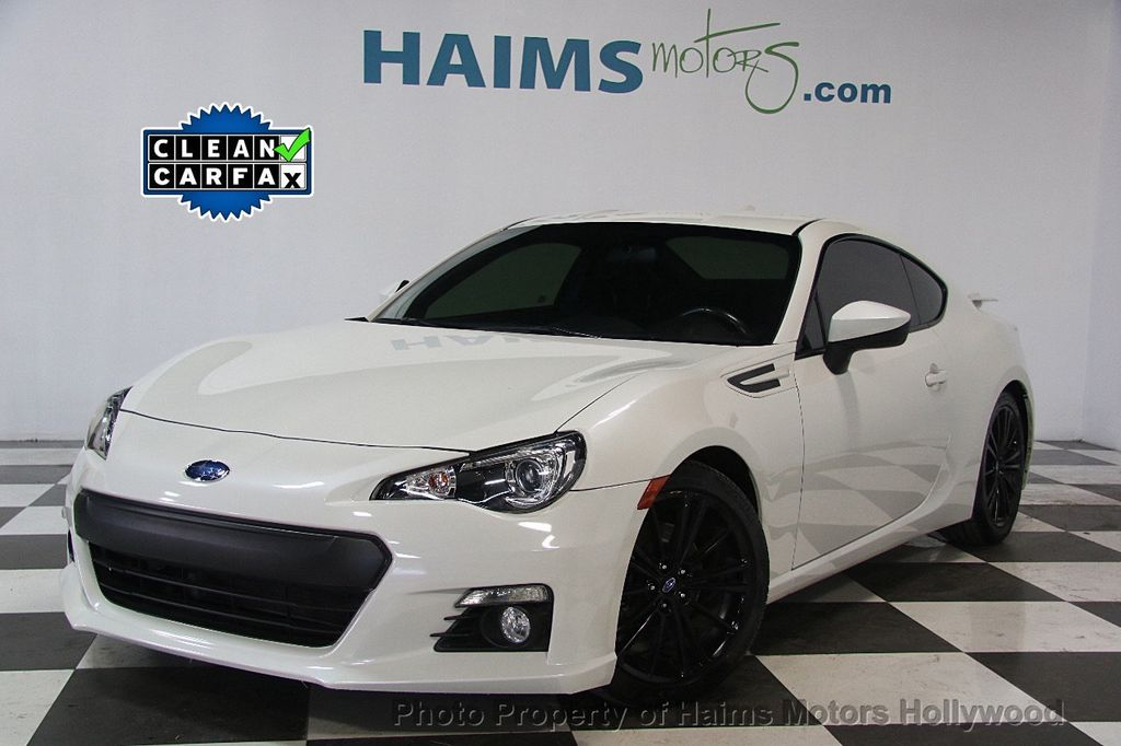 2015 Subaru BRZ 2dr Coupe Automatic Limited - 17169860 - 0