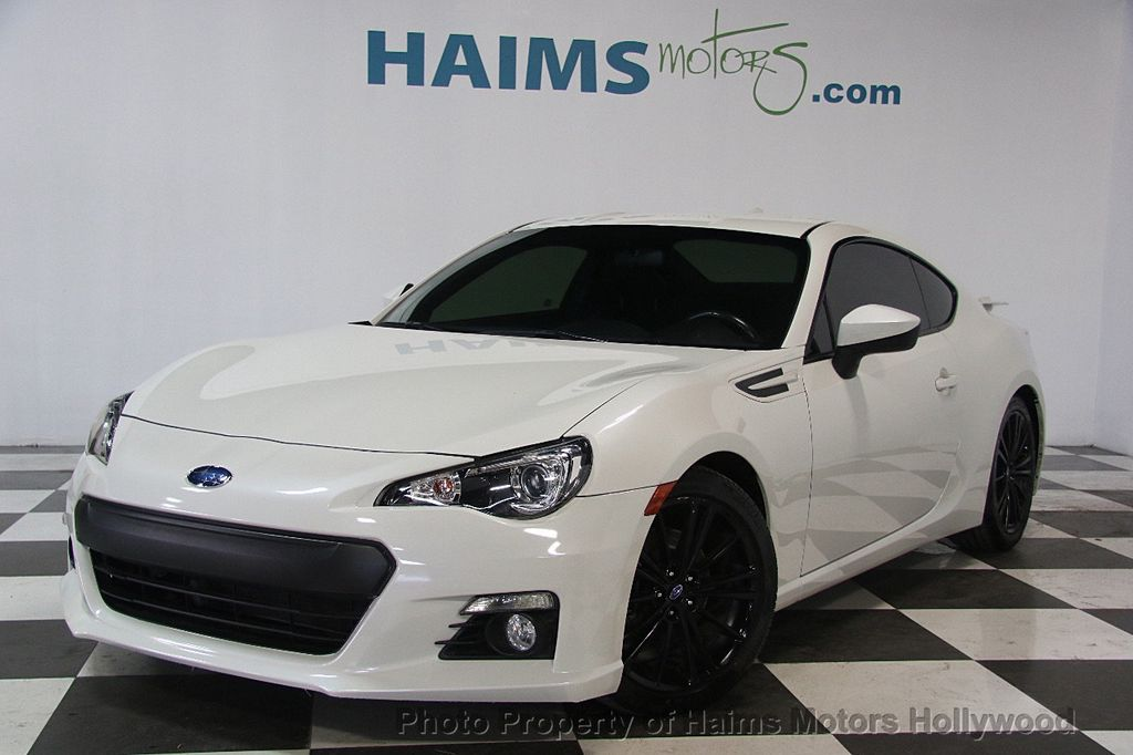 2015 Used Subaru Brz 2dr Coupe Automatic Limited At Haims Motors