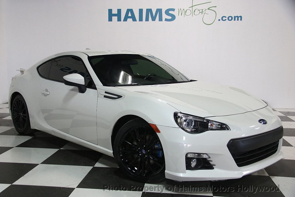 2015 Subaru BRZ 2dr Coupe Automatic Limited - 17169860 - 3