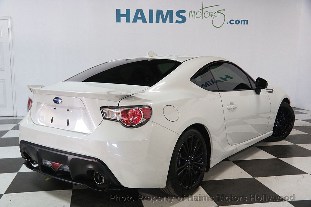 2015 Subaru BRZ 2dr Coupe Automatic Limited - 17169860 - 6