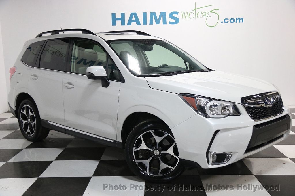 2015 used subaru forester 4dr cvt 2 0xt touring at haims. Black Bedroom Furniture Sets. Home Design Ideas