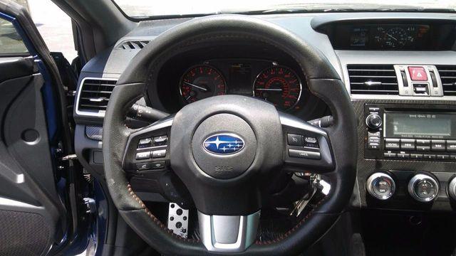 2015 Subaru WRX 4dr Sedan Manual - Click to see full-size photo viewer