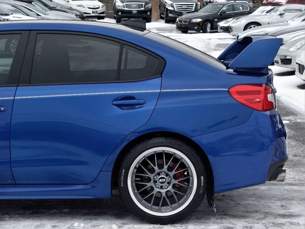 2015 Subaru WRX 4dr Sedan Manual - 19699526 - 13