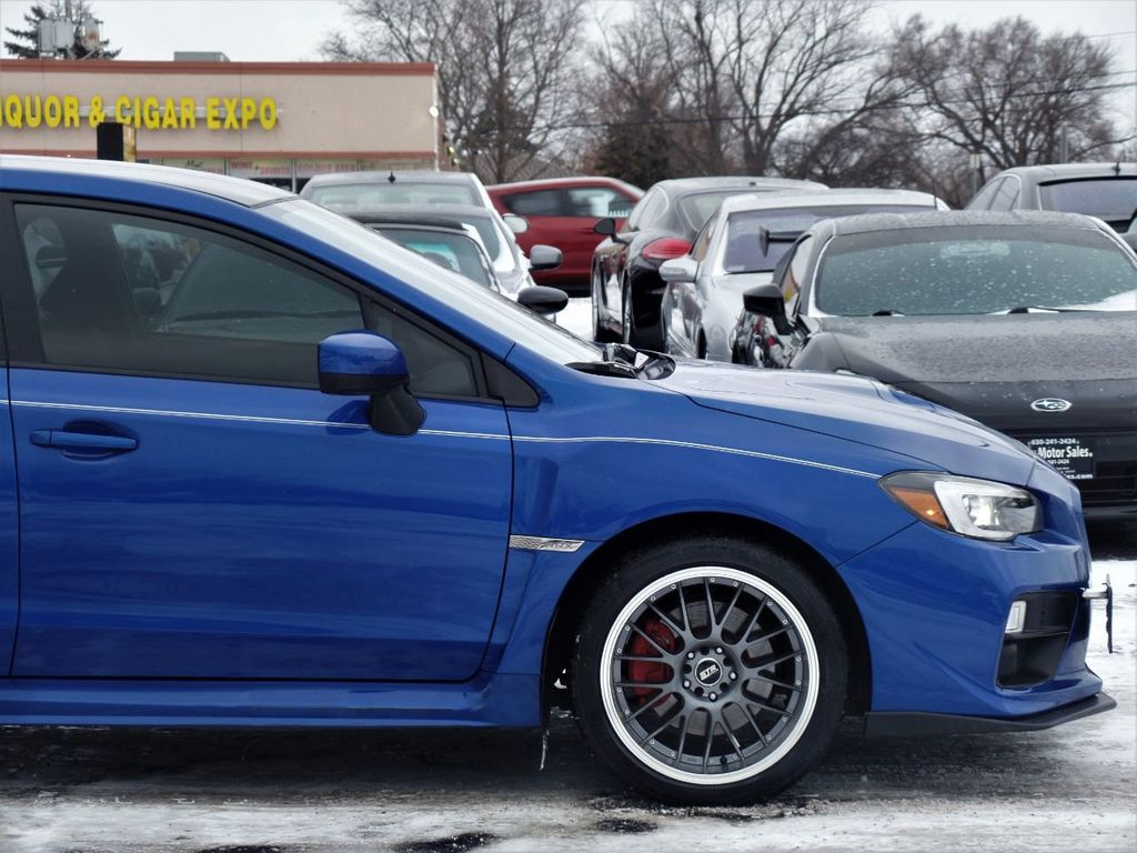 2015 Subaru WRX 4dr Sedan Manual - 19699526 - 14