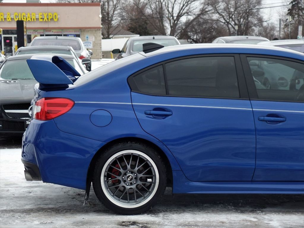 2015 Subaru WRX 4dr Sedan Manual - 19699526 - 15