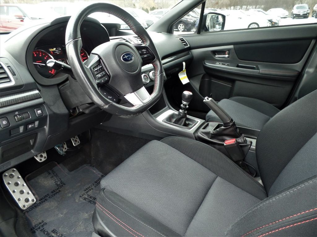 2015 Subaru WRX 4dr Sedan Manual - 19699526 - 16