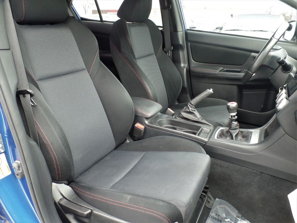 2015 Subaru WRX 4dr Sedan Manual - 19699526 - 20