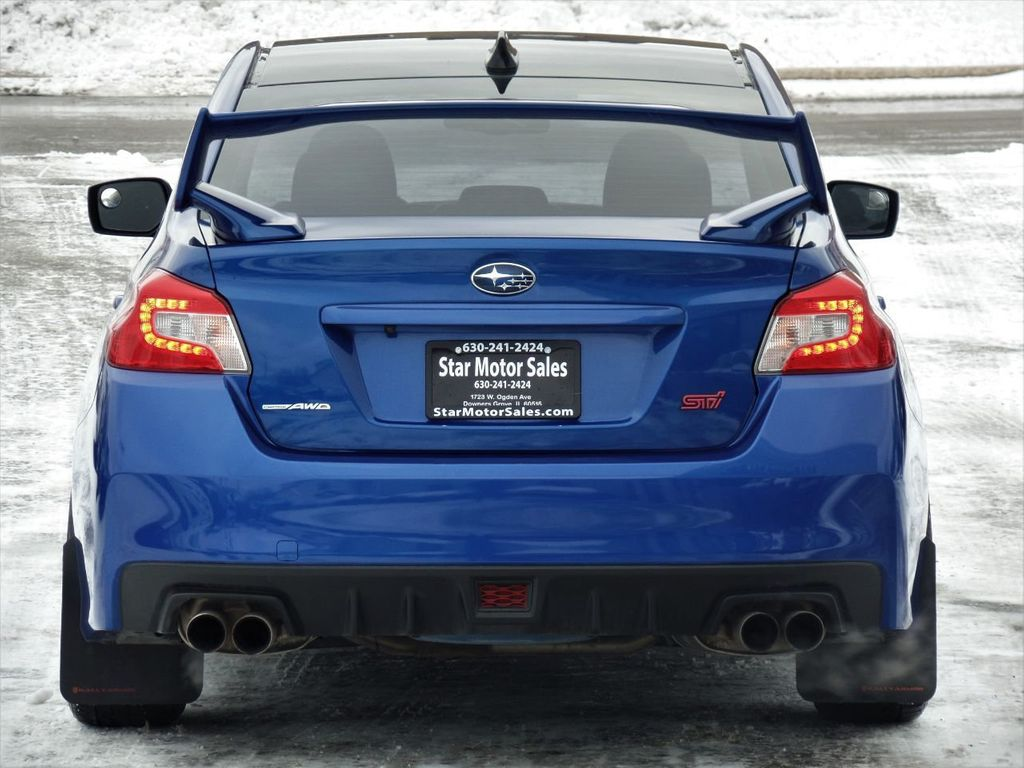 2015 Subaru WRX 4dr Sedan Manual - 19699526 - 23