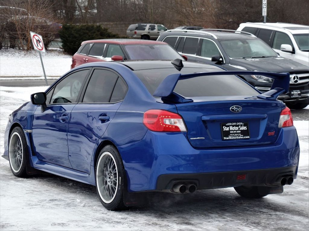 2015 Subaru WRX 4dr Sedan Manual - 19699526 - 24