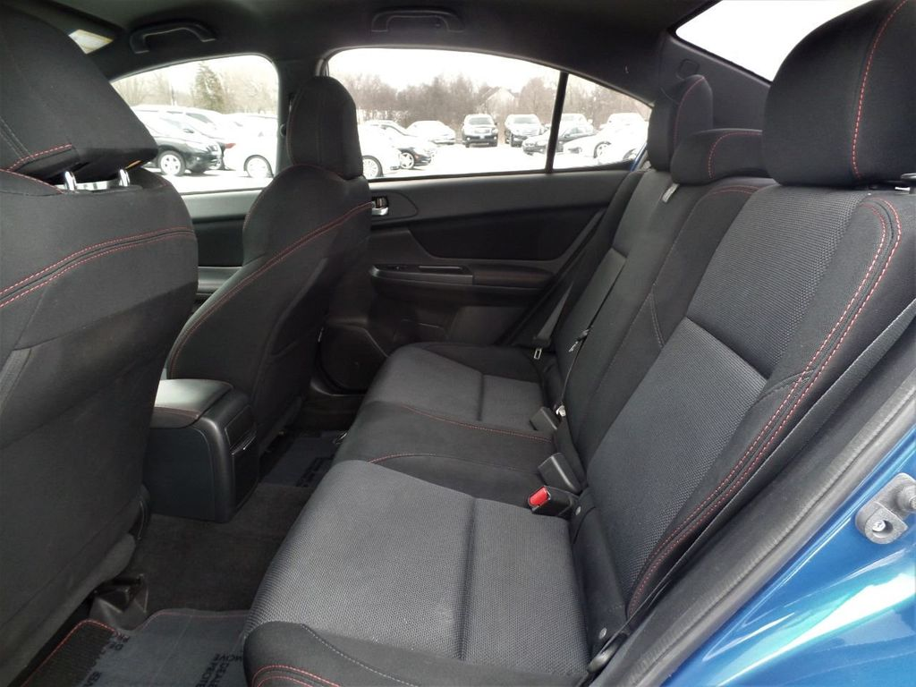 2015 Subaru WRX 4dr Sedan Manual - 19699526 - 25