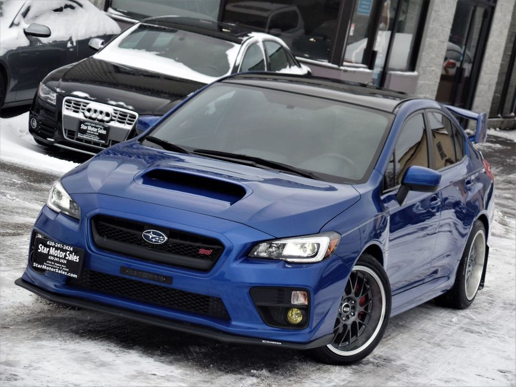 2015 Subaru WRX 4dr Sedan Manual - 19699526 - 28
