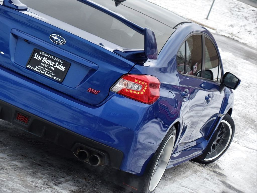 2015 Subaru WRX 4dr Sedan Manual - 19699526 - 32