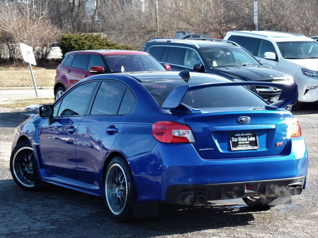 2015 Subaru WRX 4dr Sedan Manual - 19699526 - 35