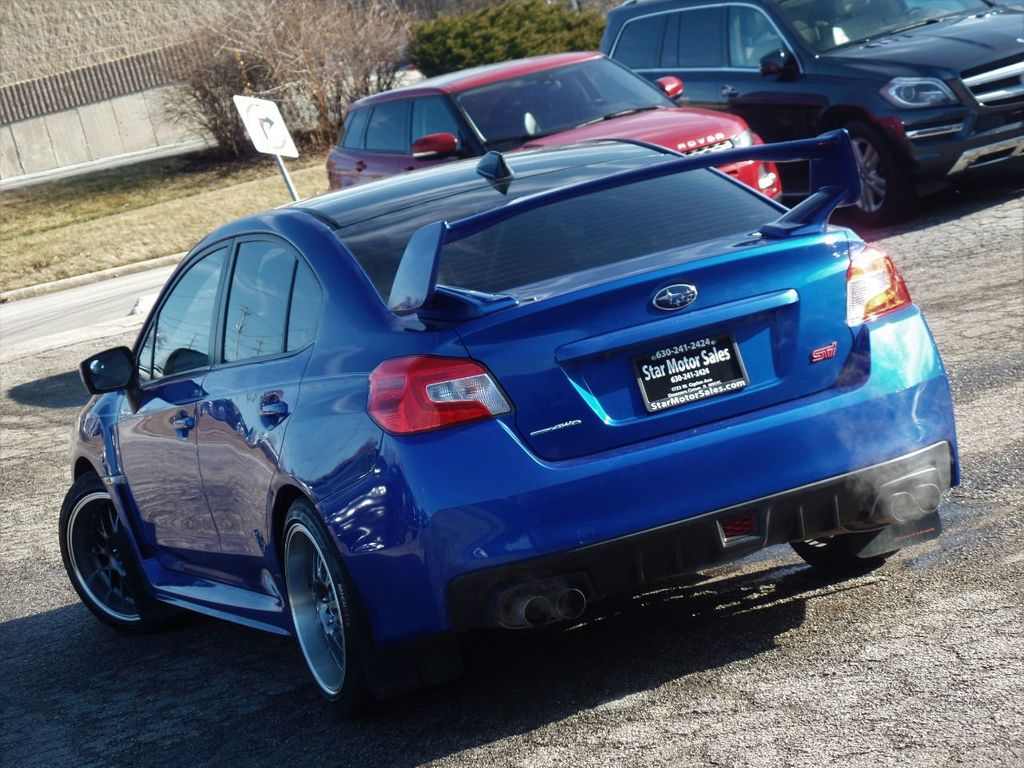 2015 Subaru WRX 4dr Sedan Manual - 19699526 - 36