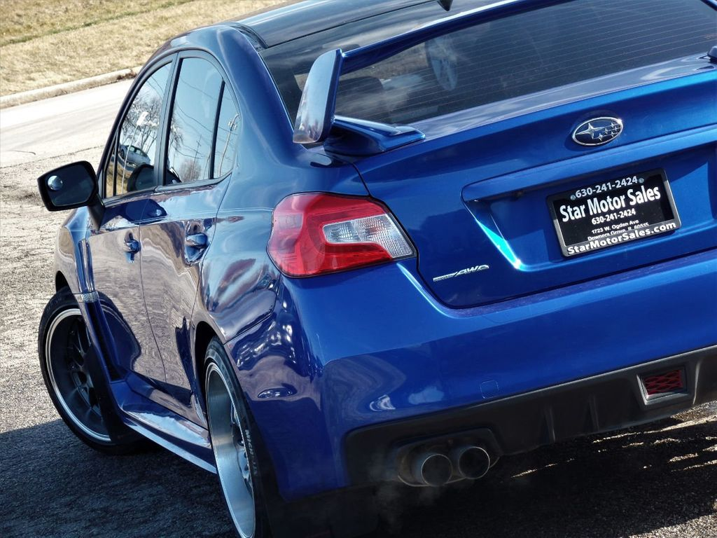 2015 Subaru WRX 4dr Sedan Manual - 19699526 - 37