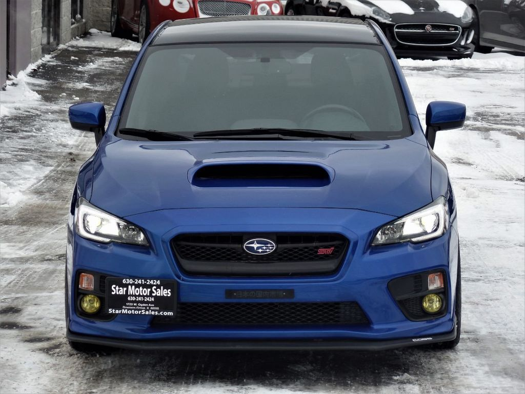 2015 Subaru WRX 4dr Sedan Manual - 19699526 - 5
