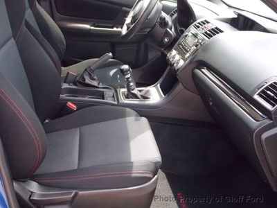 2015 Subaru WRX 4dr Sedan Manual - Click to see full-size photo viewer