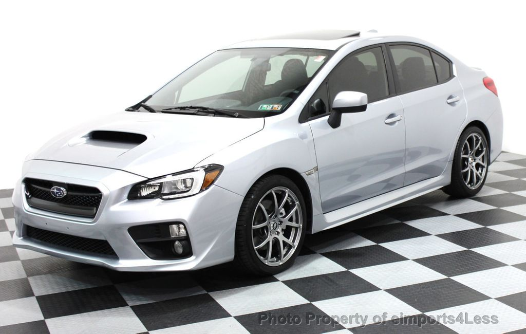 2015 Subaru WRX CERTIFIED WRX LIMITED AWD 6 SPEED  - 16288398 - 0