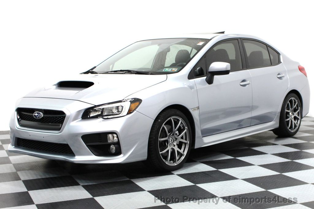2015 Subaru WRX CERTIFIED WRX LIMITED AWD 6 SPEED  - 16288398 - 11