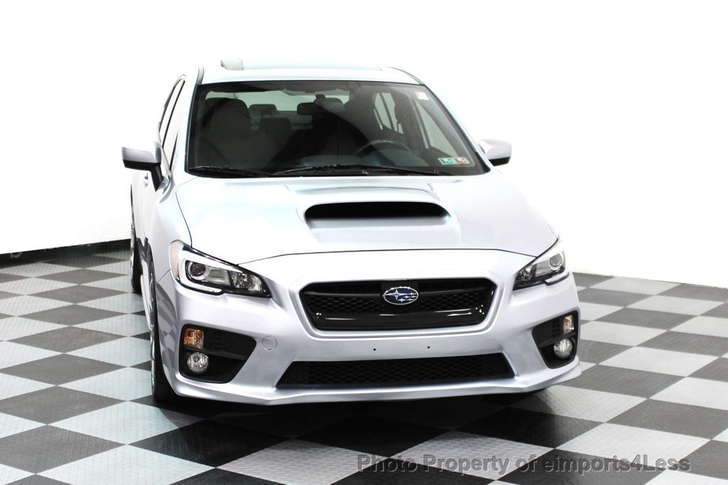 2015 Subaru WRX CERTIFIED WRX LIMITED AWD 6 SPEED  - 16288398 - 12
