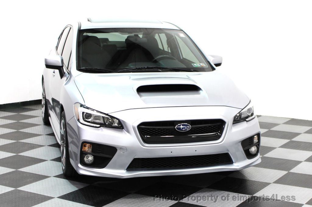 2015 Subaru WRX CERTIFIED WRX LIMITED AWD 6 SPEED  - 16288398 - 13