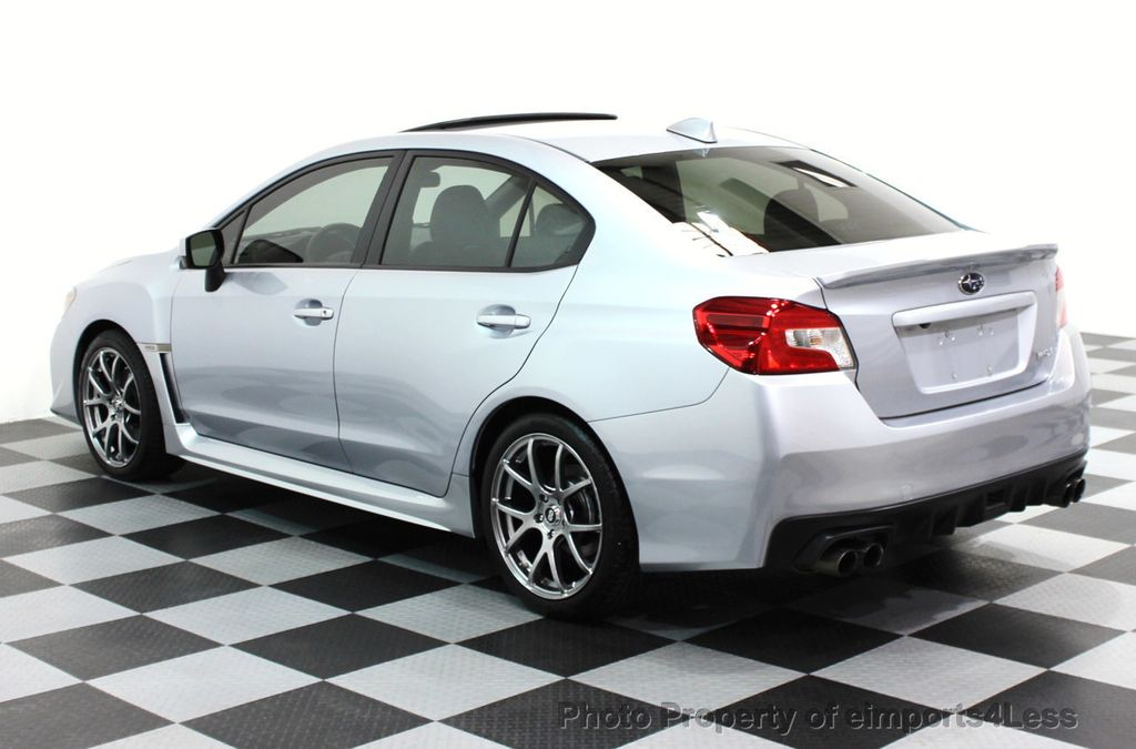 2015 Subaru WRX CERTIFIED WRX LIMITED AWD 6 SPEED  - 16288398 - 14