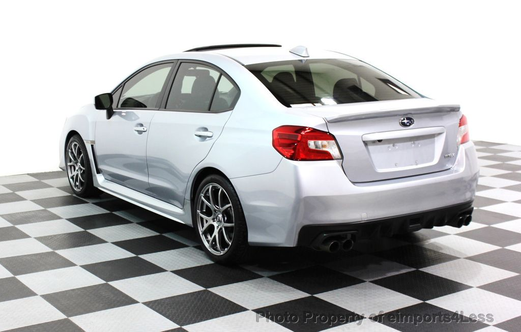 2015 Subaru WRX CERTIFIED WRX LIMITED AWD 6 SPEED  - 16288398 - 15