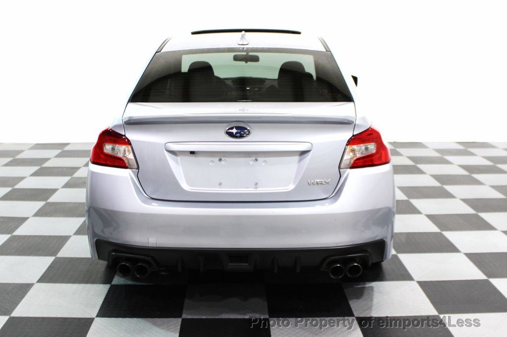 2015 Subaru WRX CERTIFIED WRX LIMITED AWD 6 SPEED  - 16288398 - 16