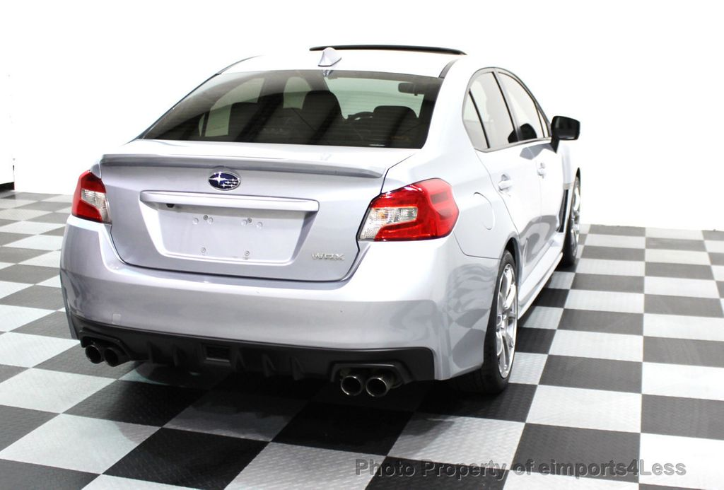 2015 Subaru WRX CERTIFIED WRX LIMITED AWD 6 SPEED  - 16288398 - 17