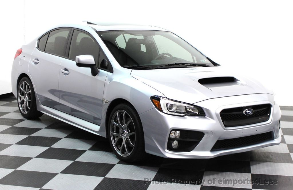 2015 Subaru WRX CERTIFIED WRX LIMITED AWD 6 SPEED  - 16288398 - 1
