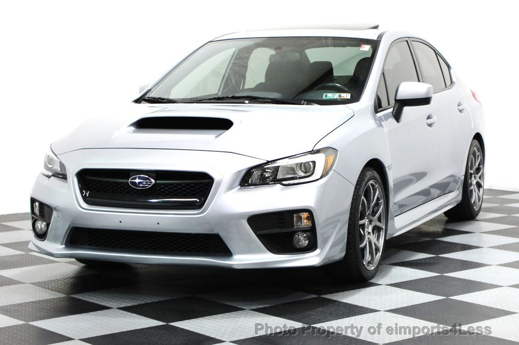 2015 Subaru WRX CERTIFIED WRX LIMITED AWD 6 SPEED  - 16288398 - 20