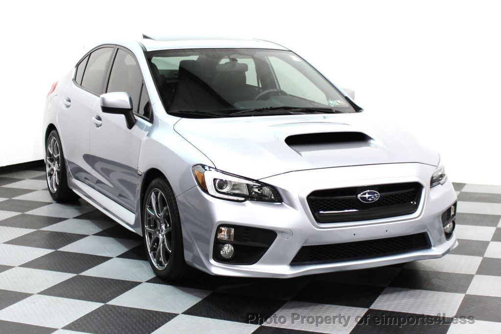 2015 Subaru WRX CERTIFIED WRX LIMITED AWD 6 SPEED  - 16288398 - 21